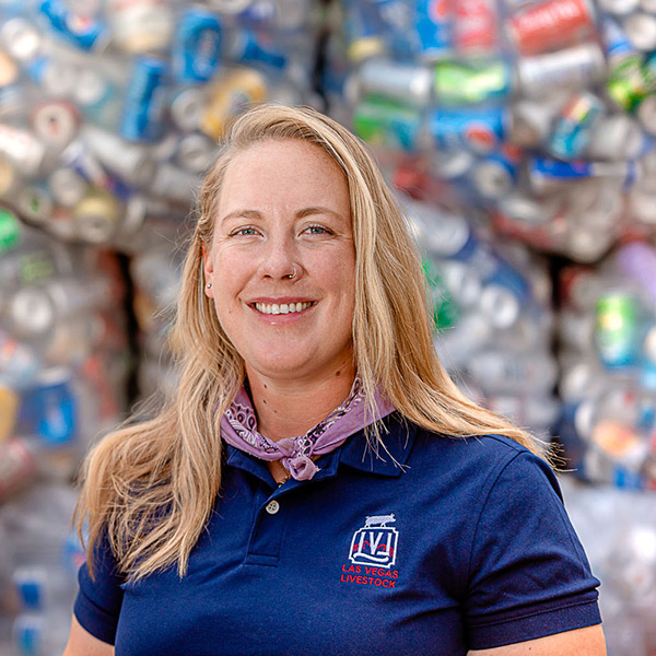 Sarah Stallard LVL Farm Manager