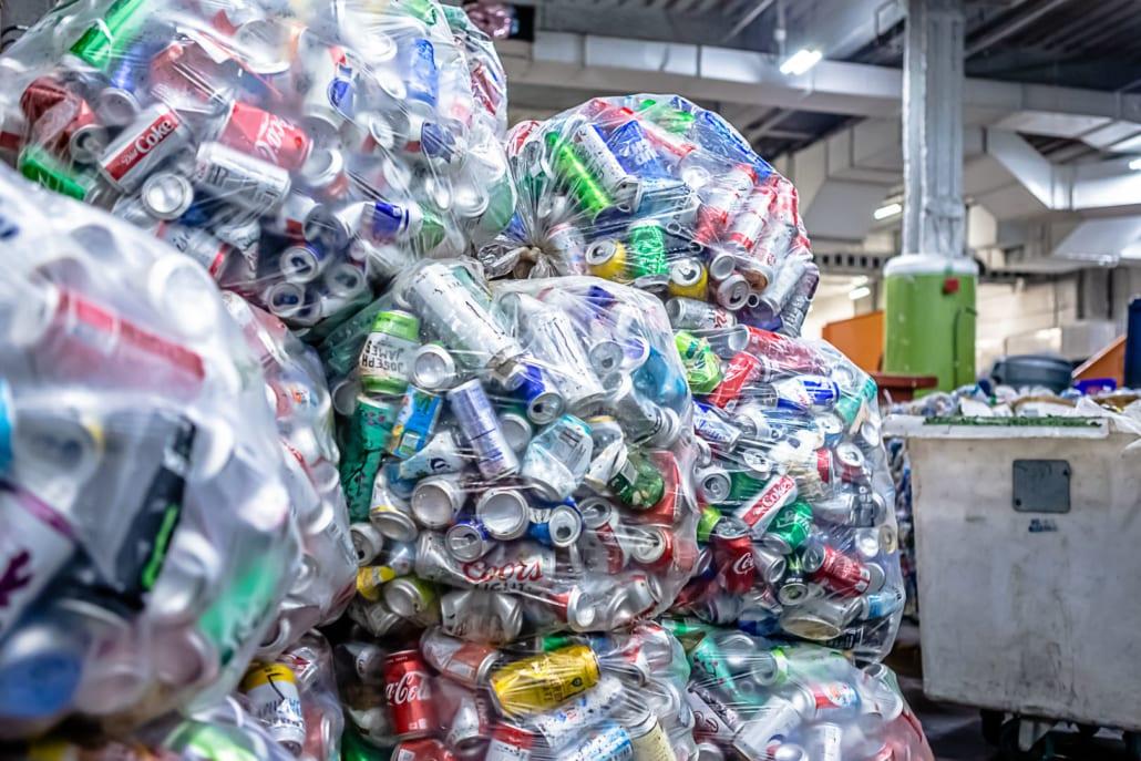 Combs Brother LLC recycling - Venetian