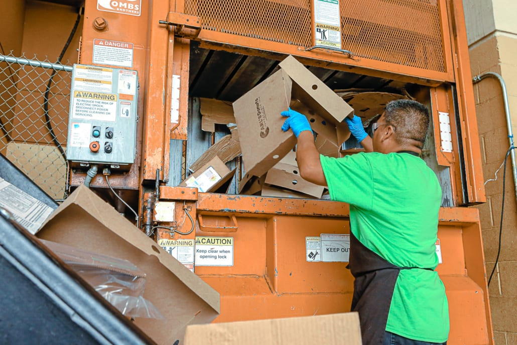 Combs Brothers Recycling Programs – Aliante